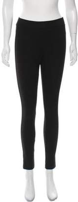 Theory Mid-Rise Stretch Leggings