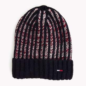 Chunky Hat Knitting Pattern - ShopStyle UK 8eebd714a71