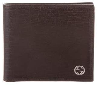 Gucci GG Bifold Leather Wallet