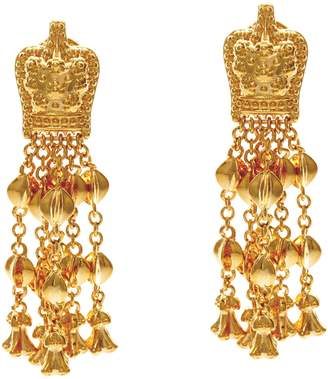 Elizabeth Taylor The Goldtone Ear Pendants