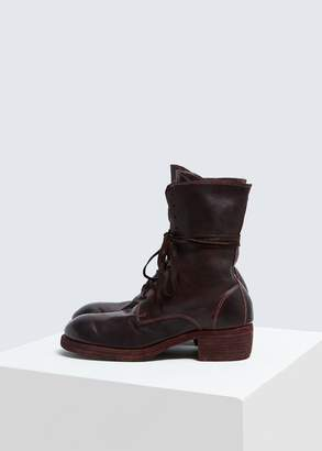 Guidi Lace Up Boot