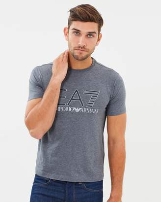Emporio Armani Train Logo Series Premium T-Shirt