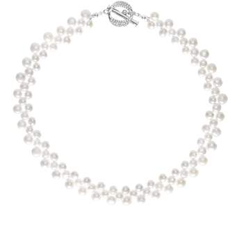 Nina Freshwater Pearl Collar Necklace
