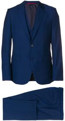 HUGO BOSS classic three-piece suit