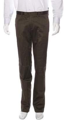 Prada Zip-Accented Pants