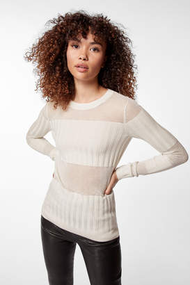 Andrea Slim Sweater in Athena