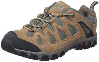 Karrimor Supa 5 Brown, Men's Low Rise Hiking Boots,6.5 UK (40 EU)