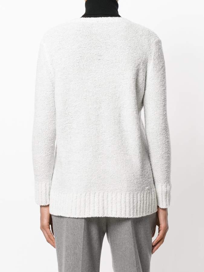 Lorena Antoniazzi V-neck jumper