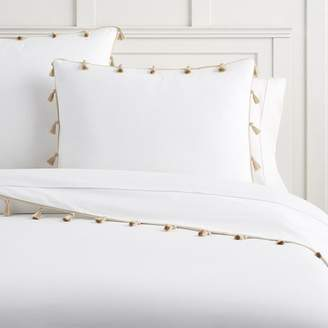 gold euro pillow covers