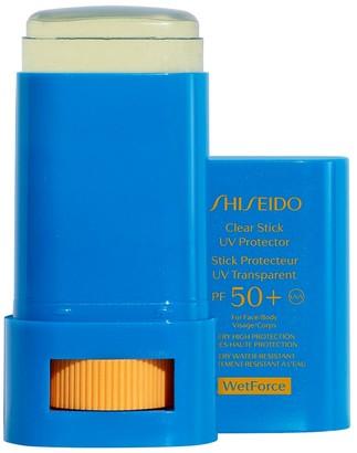 Shiseido Clear Stick UV Protector - 15g
