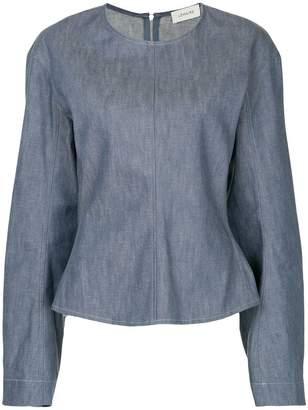 Lemaire Plastron blouse