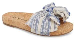 Lucky Brand Floella Bow Slide Sandal
