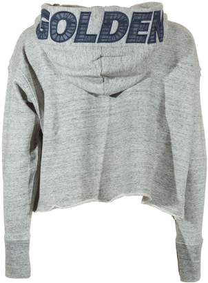 Golden Goose Cropped Hoodie