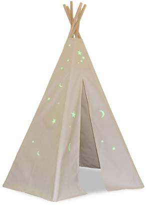 Dexton Kids Glow in the Dark Teepee Tent