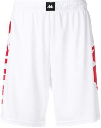 Kappa track shorts