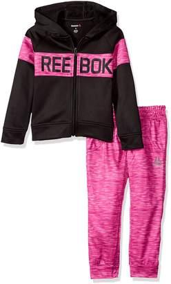 Reebok Baby Girls 3 Piece Atletic Set