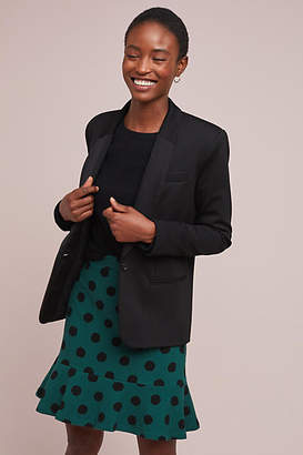 Maeve Polka Dot Mini Skirt