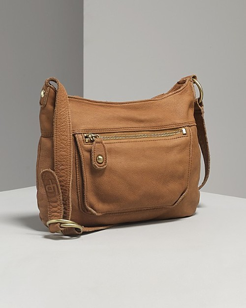 Linea Pelle Women's Dylan Small Messenger Bag