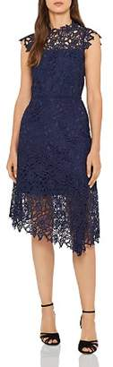 Reiss Ivana Asymmetric Lace Dress - 100% Exclusive