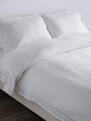 Down Town Company Stone Washed Linen Duvet