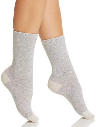 Bloomingdale's C by Cashmere Stretch Cap Toe Socks - 100% Exclusive