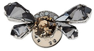 Women's Maison Michel Treasure Peony Flying Brooch $170 thestylecure.com