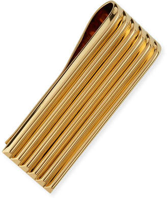 Dunhill Ridge Gold-Plated Money Clip