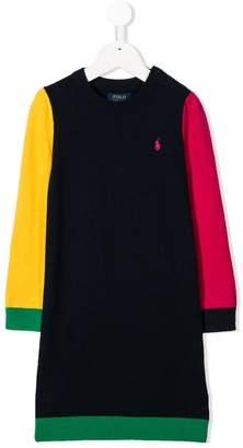 Polo Ralph Lauren knitted shift dress