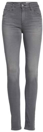 AG Farrah High Waist Skinny Jeans