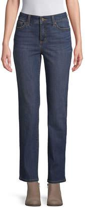 ST. JOHN'S BAY Straight Leg Jean - Tall