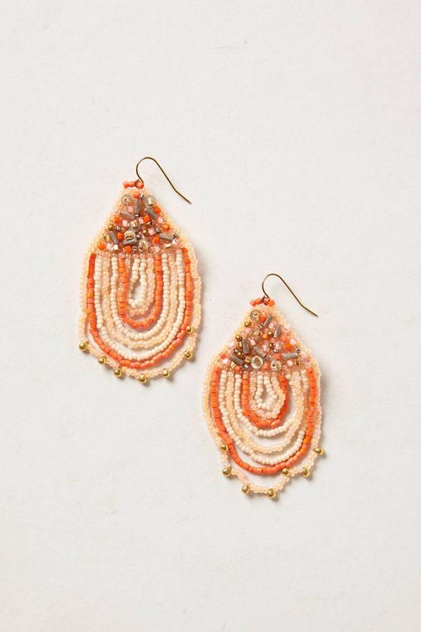 Anthropologie Kurabya Earrings