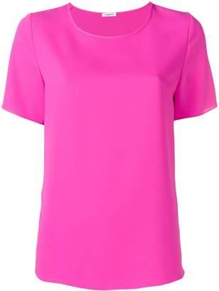 P.A.R.O.S.H. magenta pink T-shirt