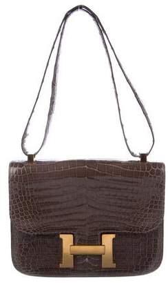 Hermes Crocodile Bags For Women - ShopStyle Australia 6a611afb42ed2