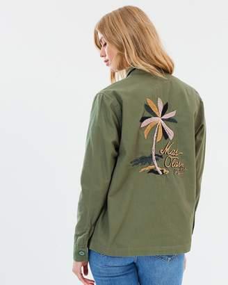 Billabong Coastal Dawn Shirt Jacket