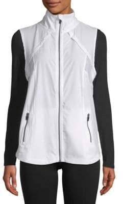Nanette Lepore Classic Full-Zip Jacket