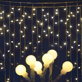 Jingle Jollys Curtain Lights Colour Temperature: Warm White, Number of LED Lights: 600