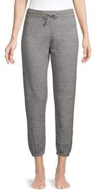 UGG Double Knit Valentene Fleece Jogger Pants