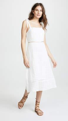 J.o.a. Eyelet Dress