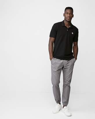 Express Stretch Pique Polo