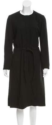 Vanessa Seward Long Zip-Up Coat w/ Tags