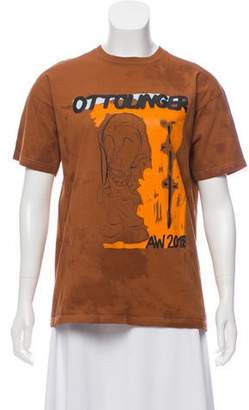 Ottolinger 2018 Graphic T-Shirt w/ Tags