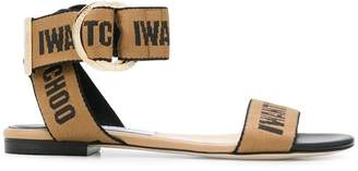 Jimmy Choo Breanne flat sandals