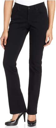 Style&Co. Style & Co Petite Tummy-Control Bootcut Jeans
