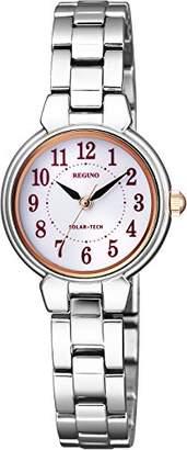 [シチズン]CITIZEN 腕時計 REGUNO レグノ ソーラーテック レディス ブレスレット KP1-012-13 レディース