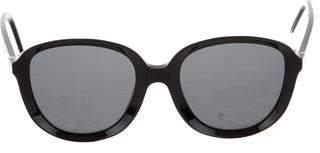 Celine Oversize Round-Frame Sunglasses w/ Tags