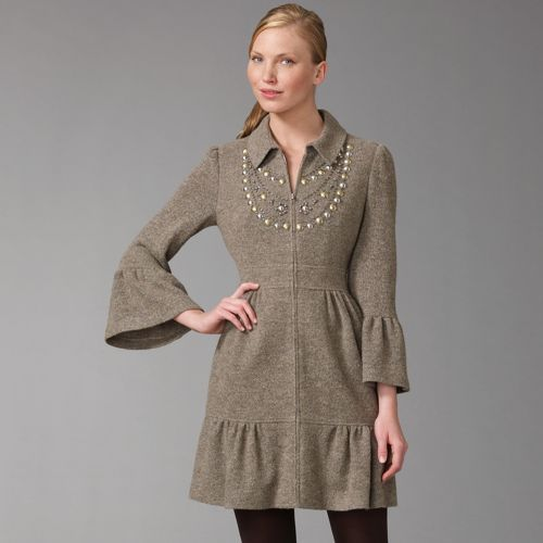 Nanette Lepore Night and Day Coat