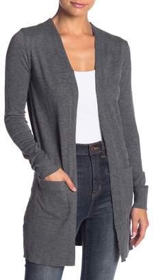 Susina Open Front Cardigan (Regular & Petite)