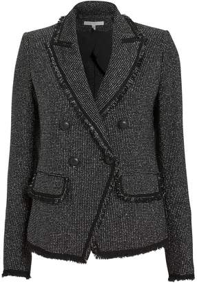 Veronica Beard Frisco Lurex Tweed Jacket