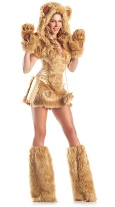 AR+ Be Wicked Costumes Women's Golden AR Costume