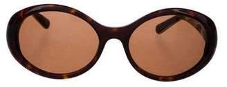 David Yurman Sterling Silver Tinted Sunglasses